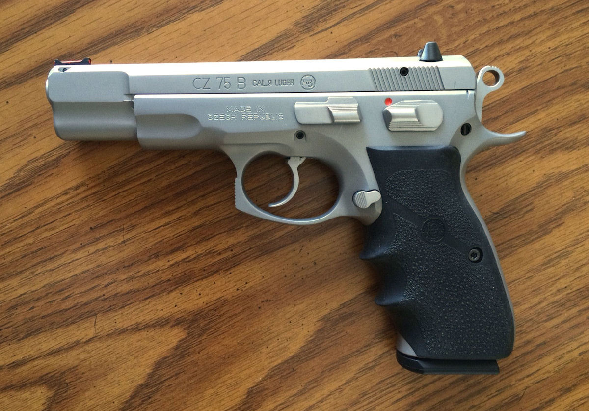 thinking of buying a cz 75 SA  Please share your thoughts